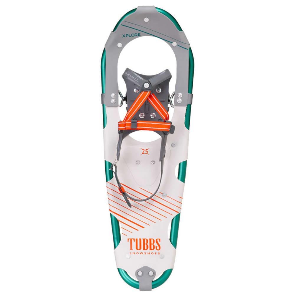 TUBBS Women's Xplore 25 Snowshoes - NO COLOR