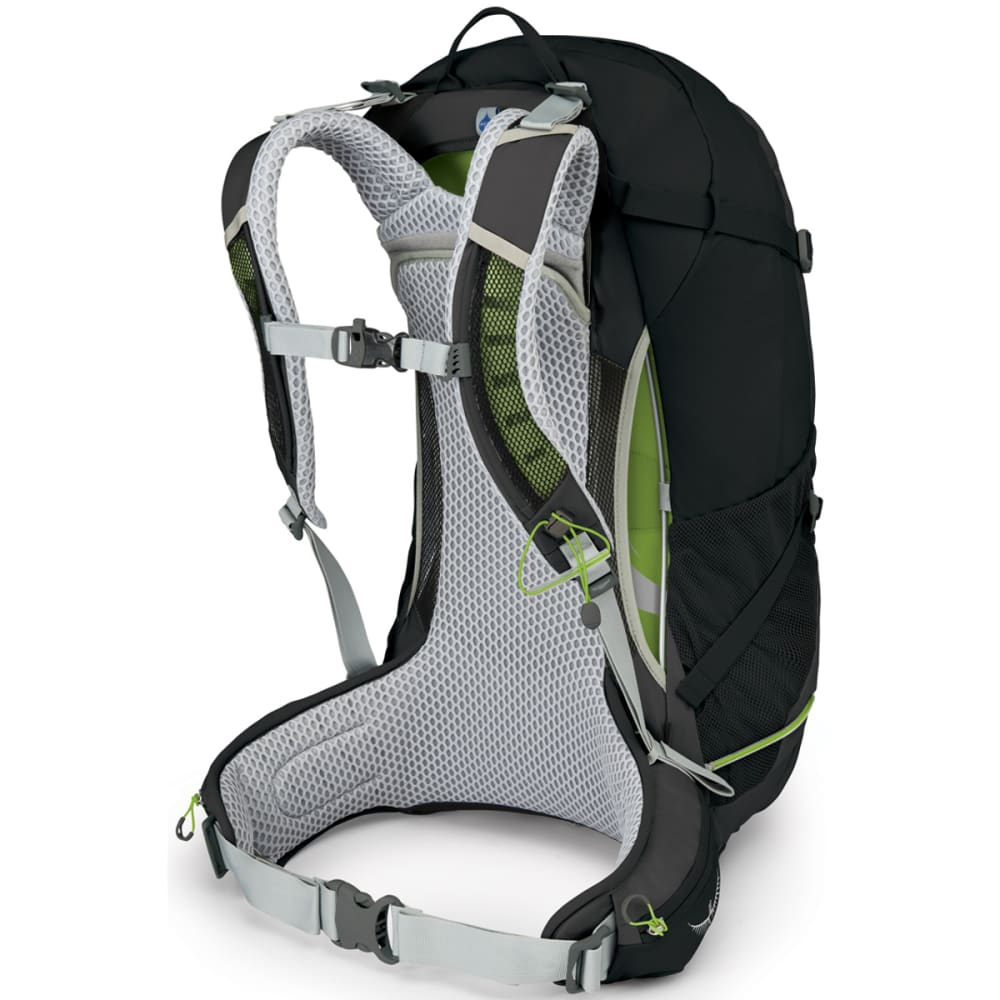 OSPREY Stratos 34 Pack  - BLACK