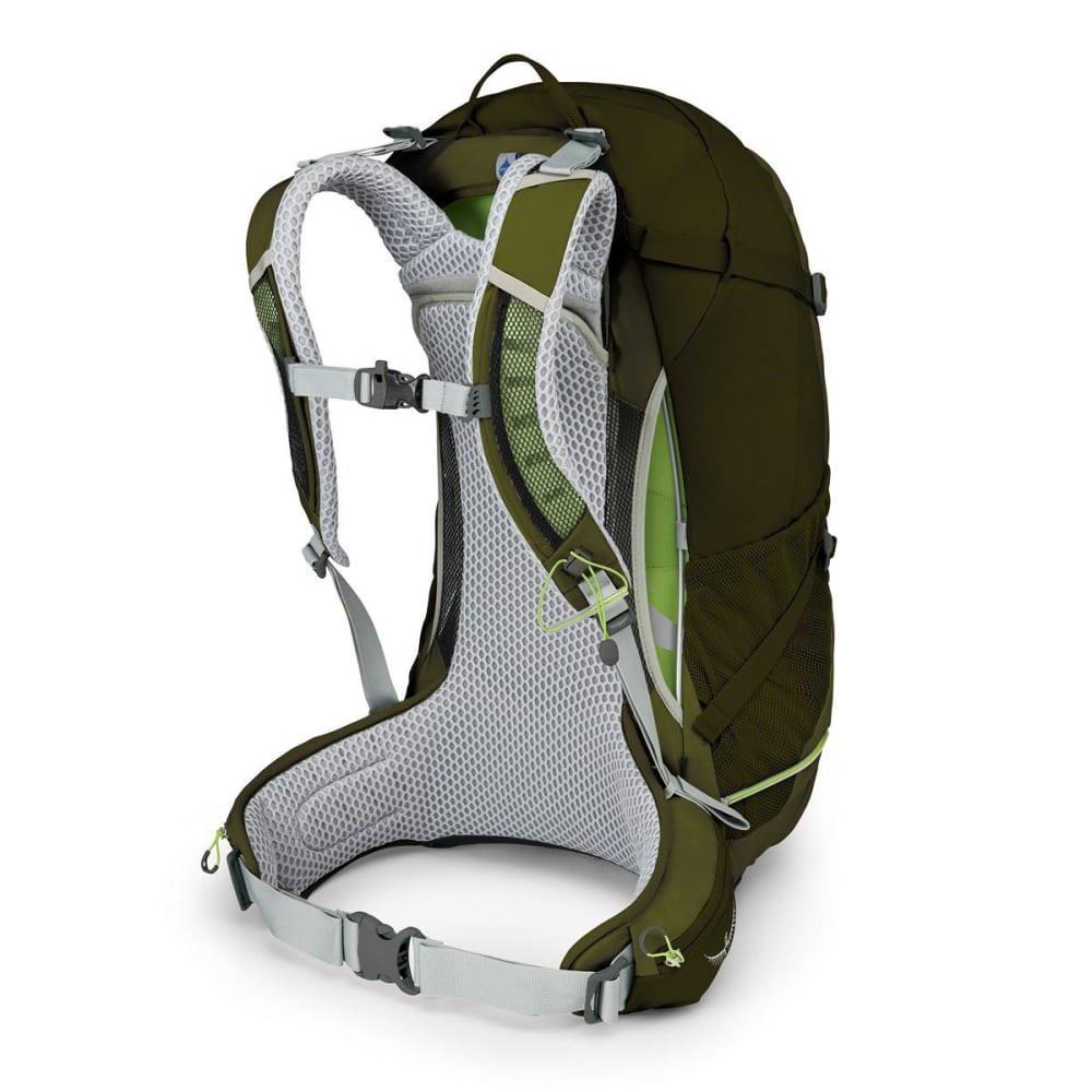 OSPREY Stratos 34 Pack - GATOR GREEN