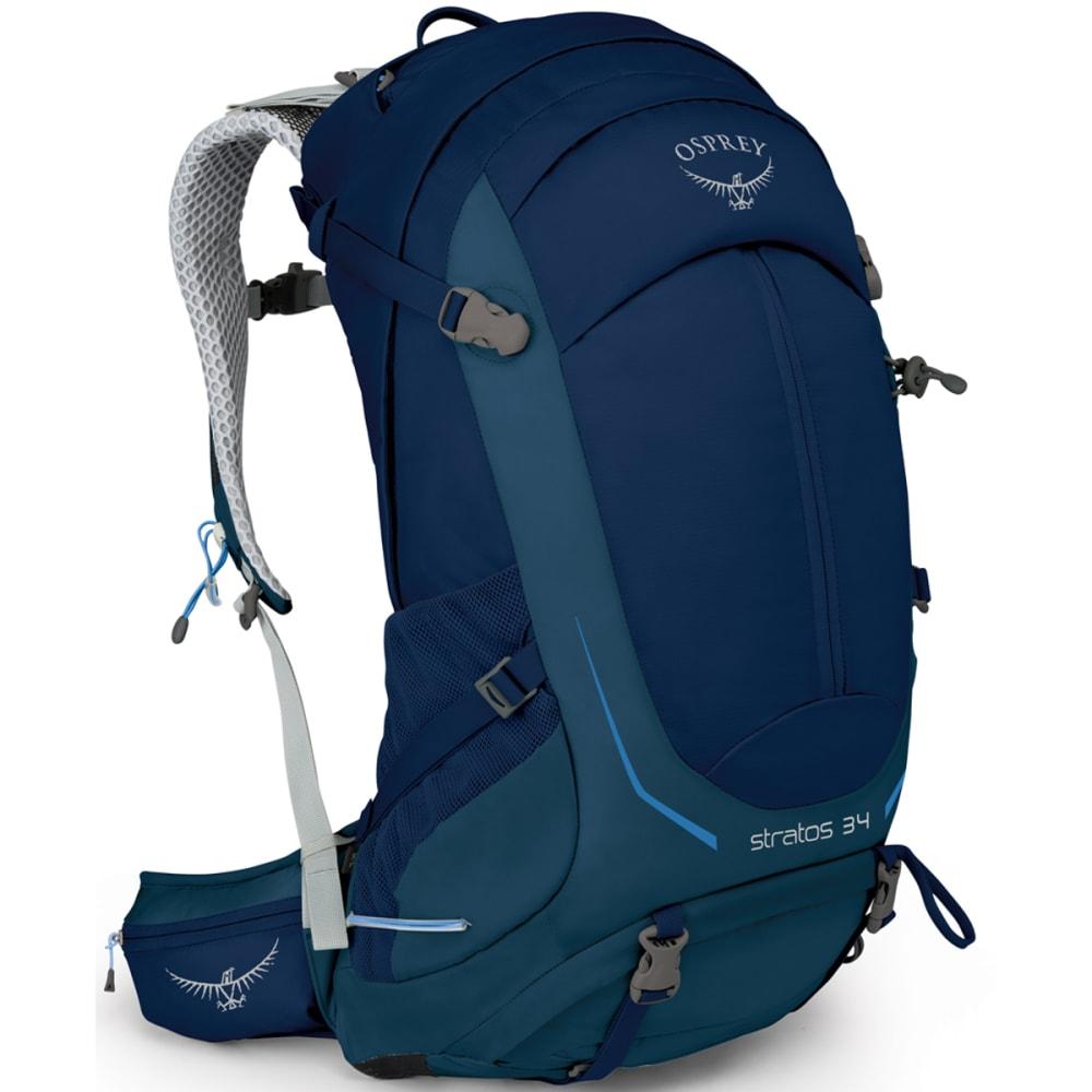 OSPREY Stratos 34 Pack - ECLIPSE BLUE