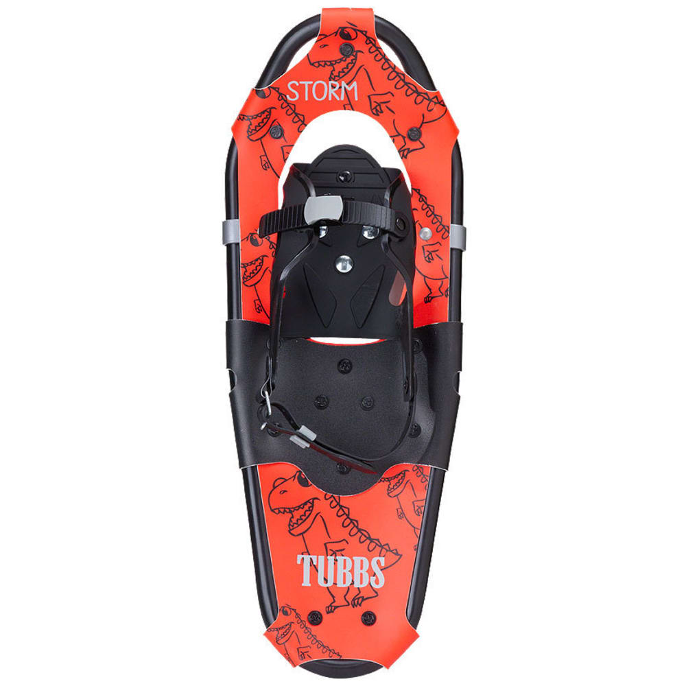 TUBBS Boys' Storm Snowshoes - NO COLOR