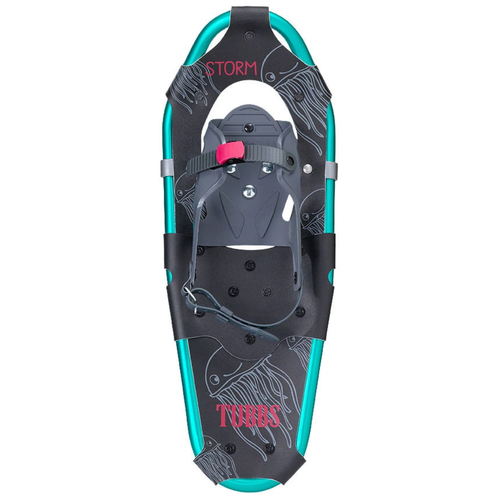 TUBBS Girls' Storm Snowshoes - NO COLOR