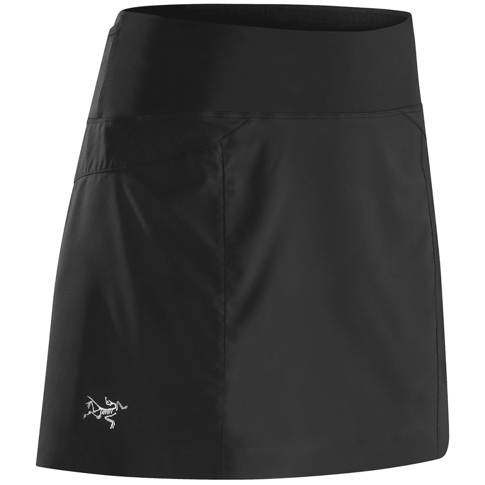 ARC'TERYX Women's Lyra Skort - BLACK