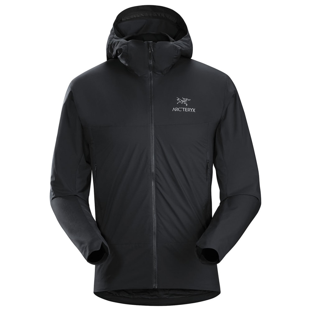 ARC'TERYX Men's Atom SL Hooded Jacket - BLACK