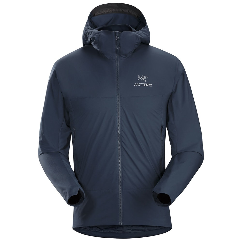 ARC'TERYX Men's Atom SL Hooded Jacket - NOCTURNE
