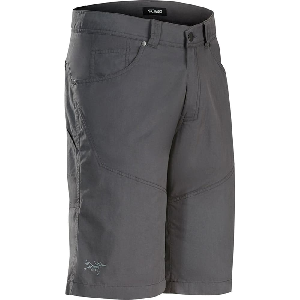 ARC'TERYX Men's Bastion Long Shorts, 12.5 in - JANUS