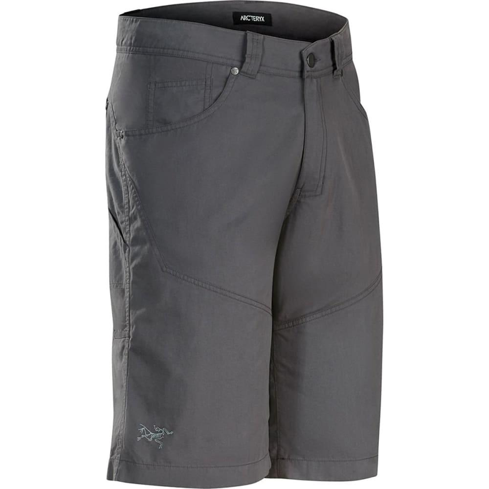 ARC'TERYX Men's Bastion Long Shorts, 12.5 in - JANUS