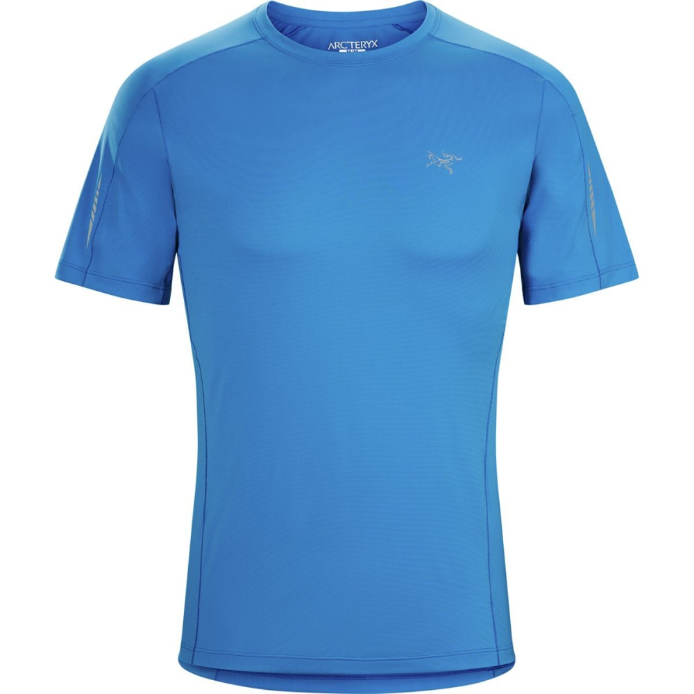 ARC'TERYX Men's Motus Crew Neck Shirt - RIGEL