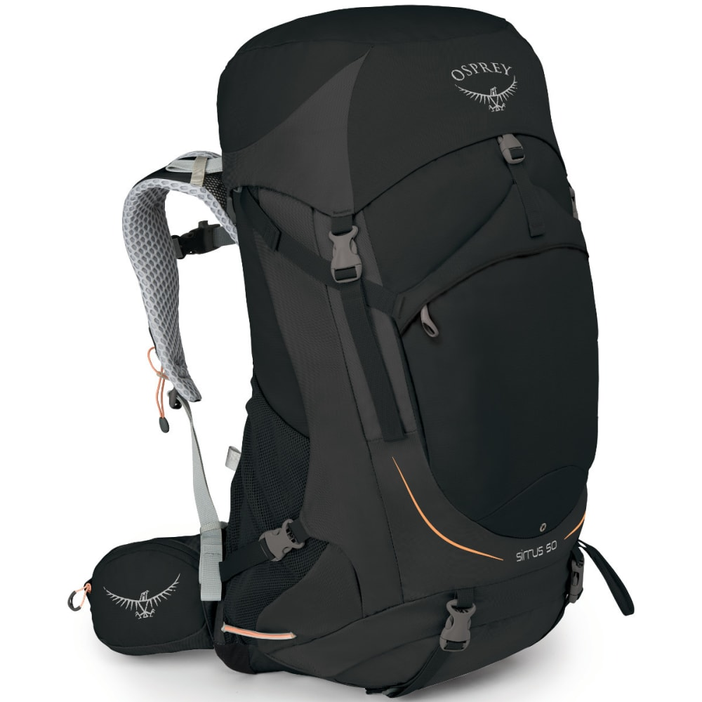 OSPREY Women's Sirrus 50 Pack - BLACK