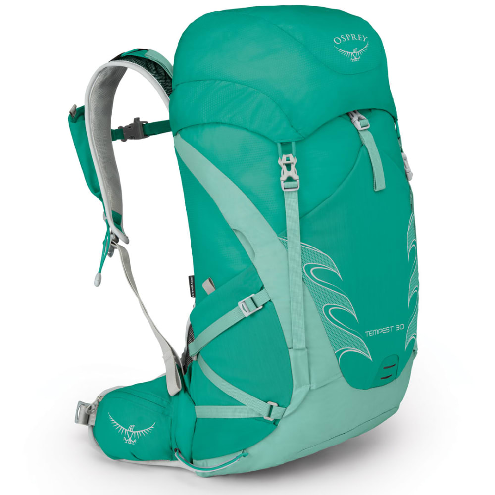 OSPREY Women's Tempest 30 Pack - LUCENT GREEN