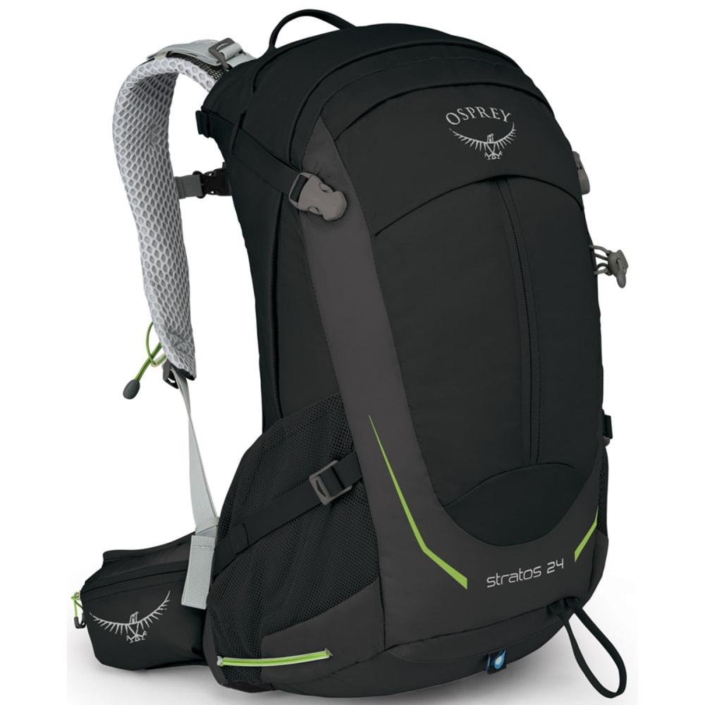 OSPREY Stratos 24 Pack - BLACK