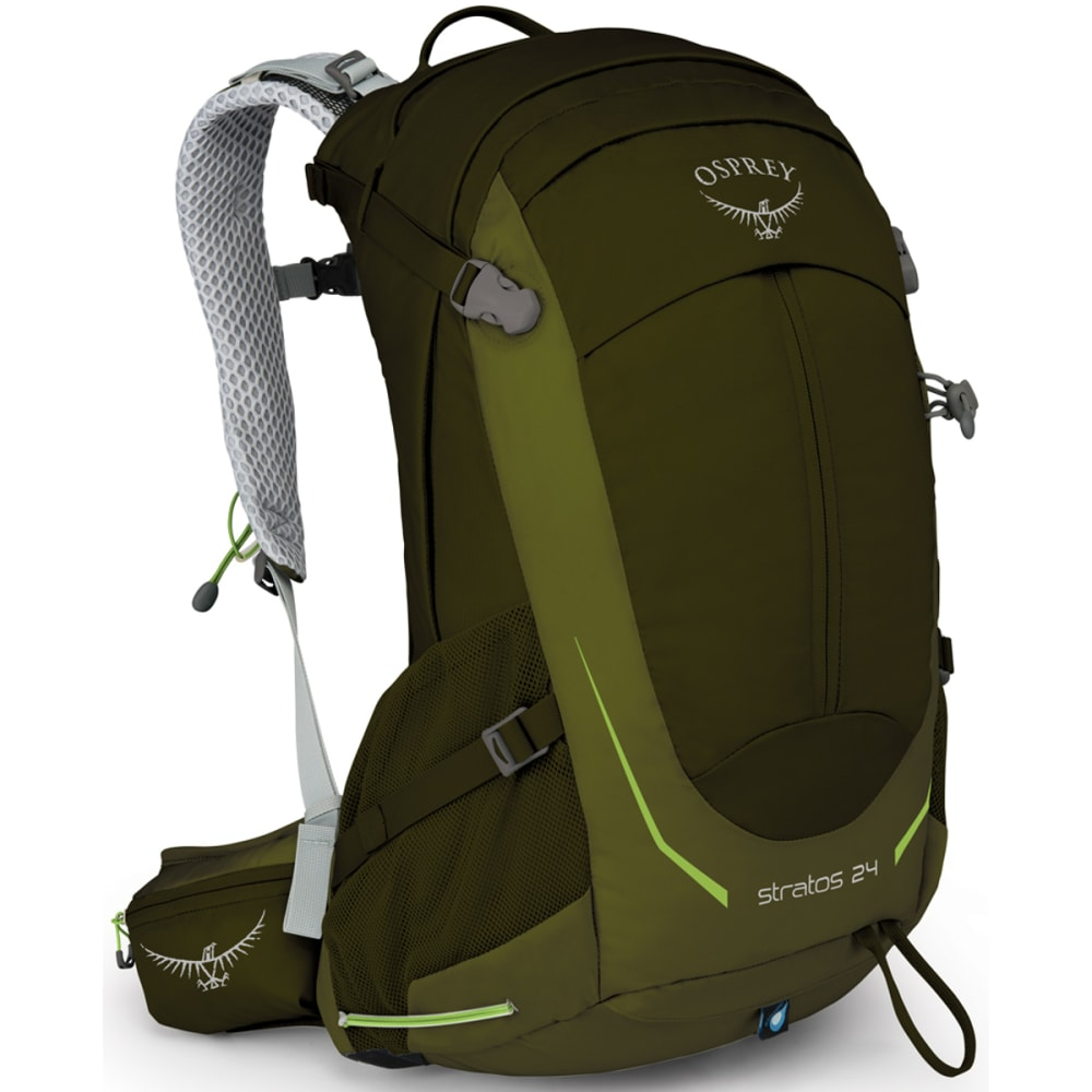OSPREY Stratos 24 Pack - GATOR GREEN
