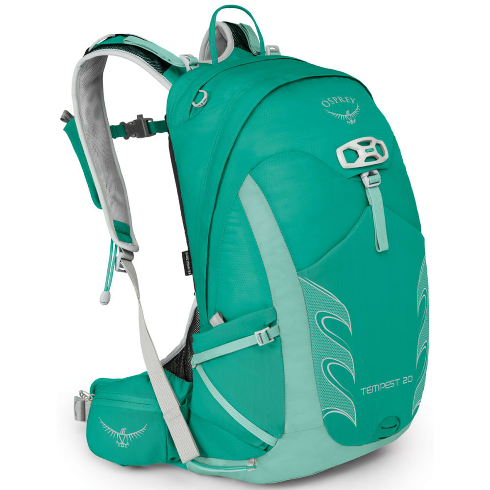 OSPREY Women's Tempest 20 Pack - LUCENT GREEN