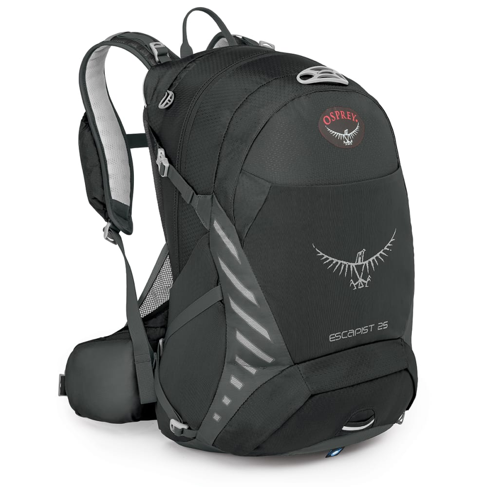 OSPREY Escapist 25 Pack - BLACK