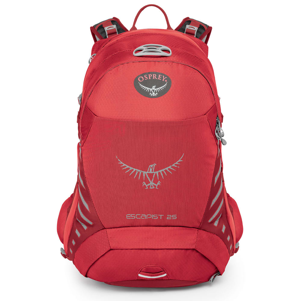 OSPREY Escapist 25 Pack - CAYENNE RED