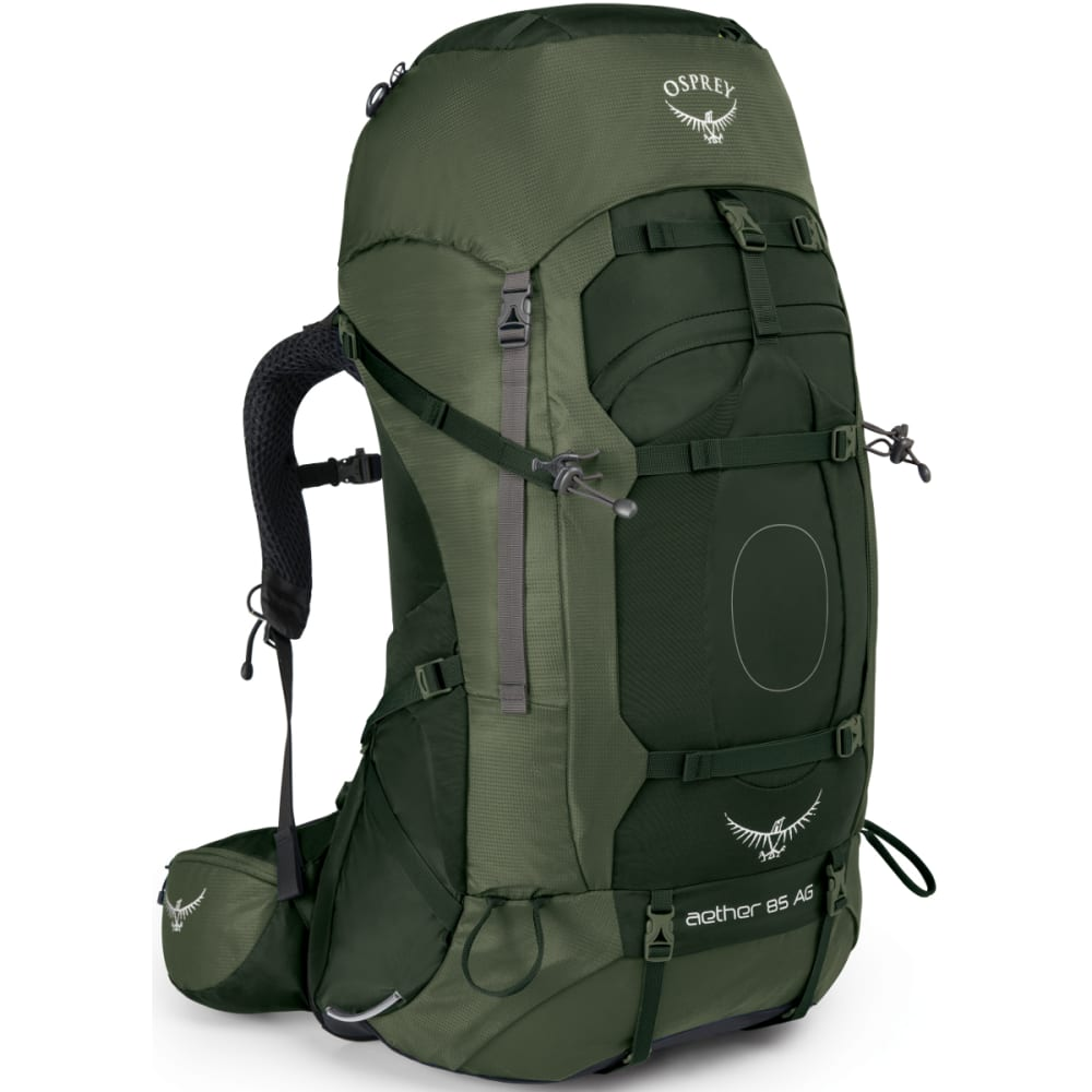 OSPREY Aether AG 85 Pack - ADIRONDACK GREEN