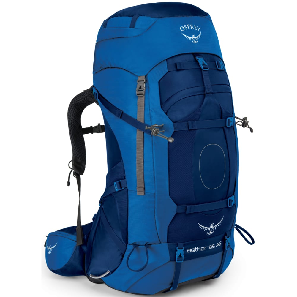 OSPREY Aether AG 85 Pack - NEPTUNE BLUE