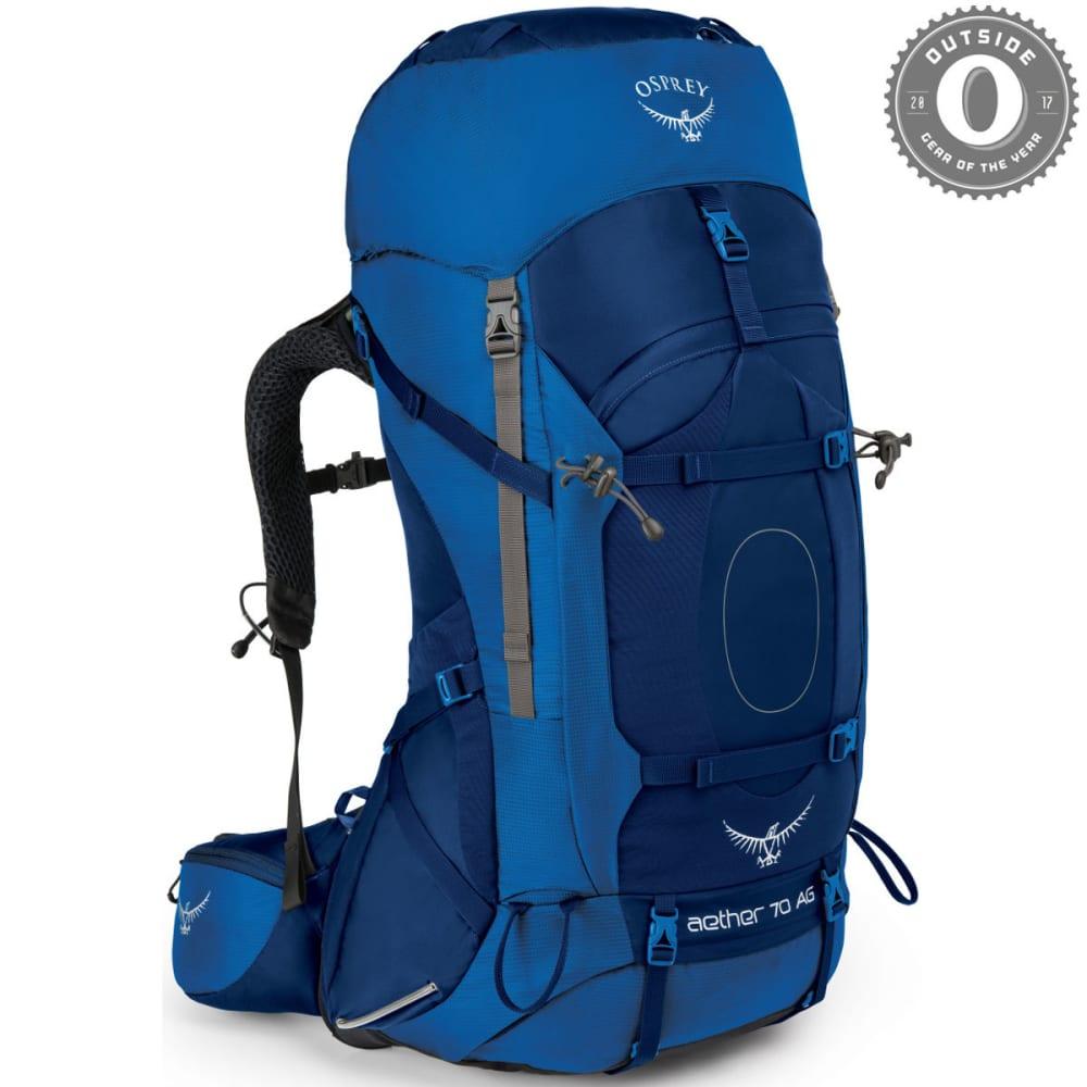 OSPREY Aether AG 70 Pack - NEPTUNE BLUE