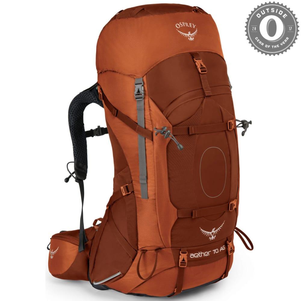 OSPREY Aether AG 70 Pack - OUTBACK ORANGE