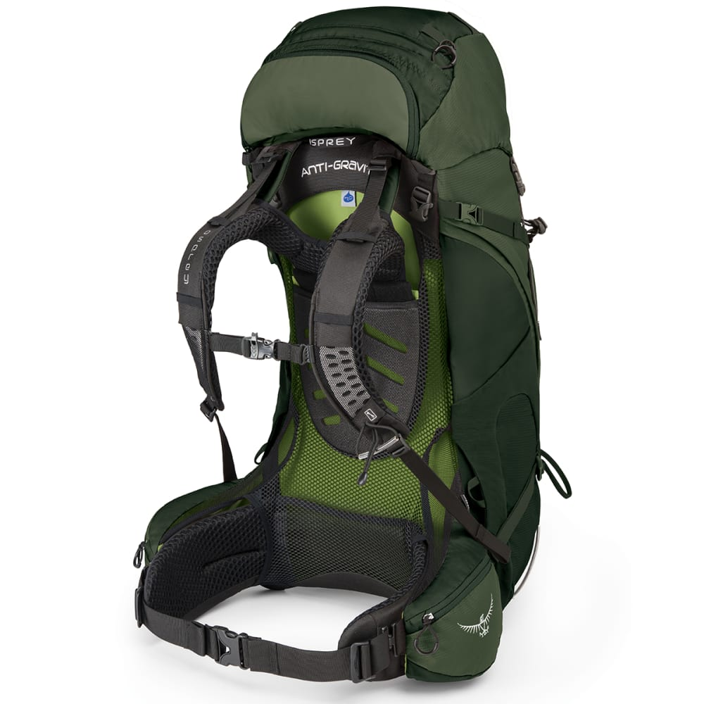 OSPREY Aether AG 60 Pack - ADIRONDACK GREEN