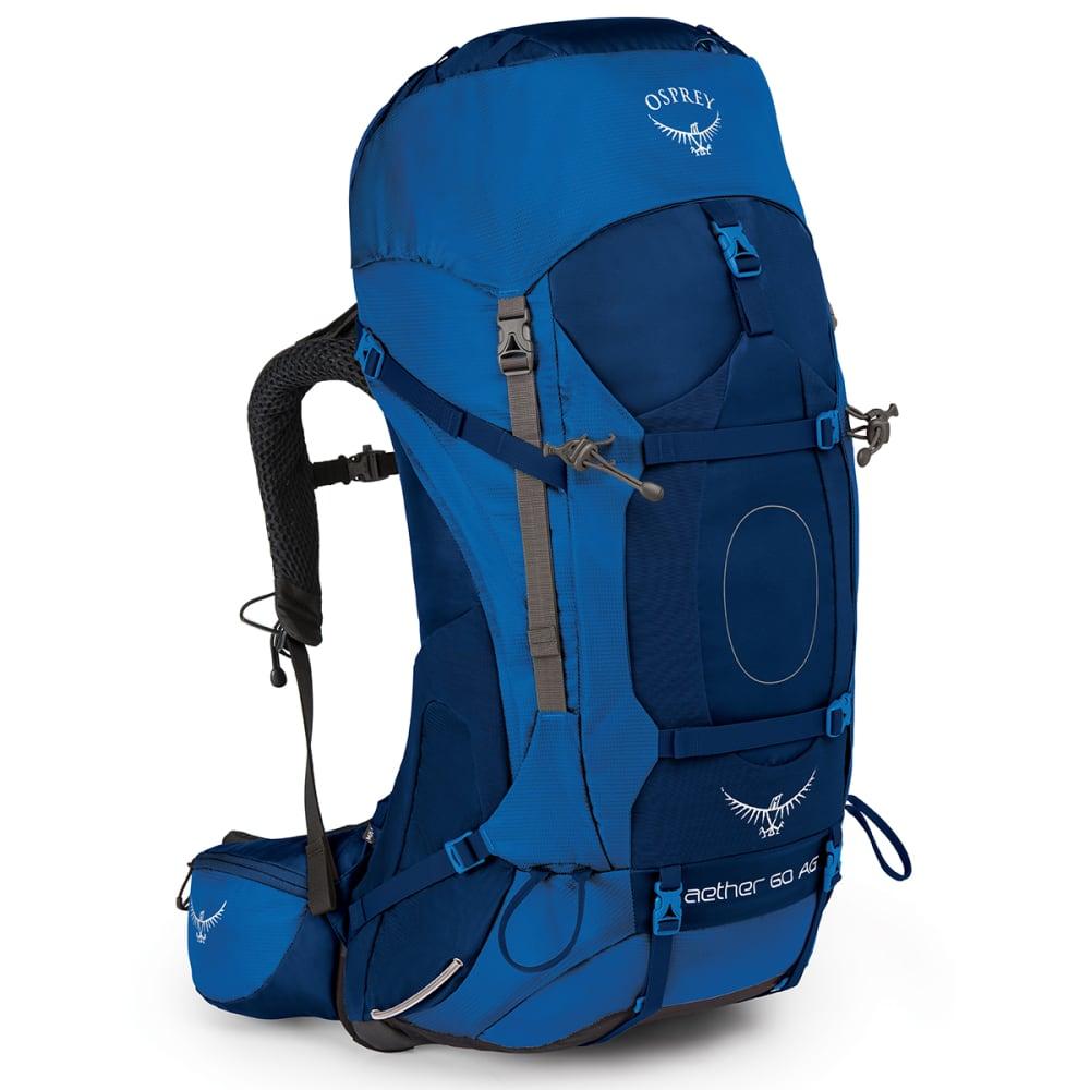 OSPREY Aether AG 60 Pack - NEPTUNE BLUE