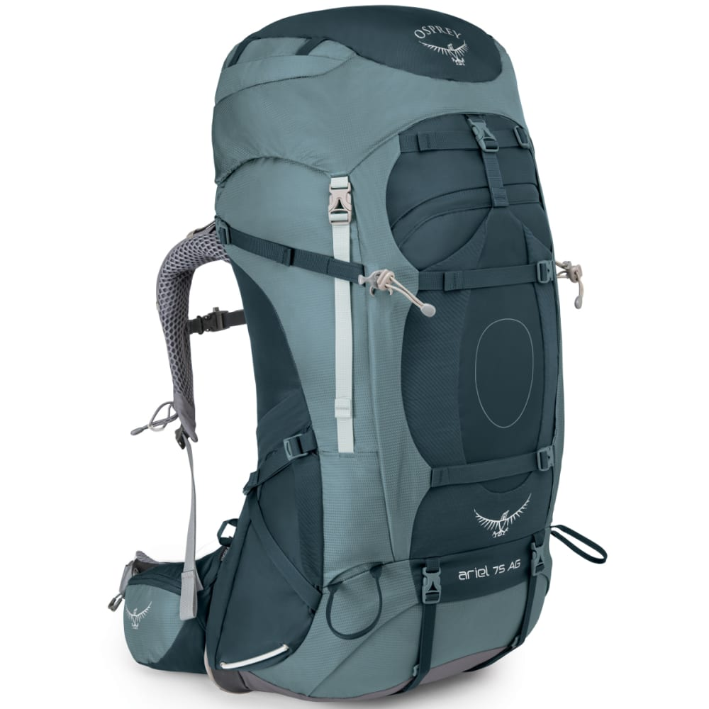 OSPREY Women's Ariel AG 75 Pack  - BOOTHBAY GREY