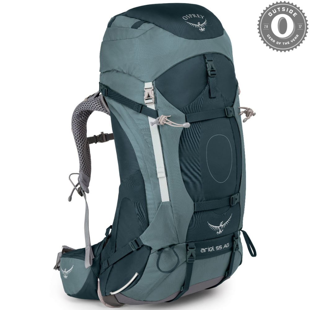 OSPREY Women's Ariel AG 65 Pack - BOOTHBAY GREY