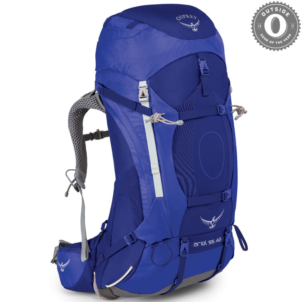 OSPREY Women's Ariel AG 65 Pack - TIDAL BLUE