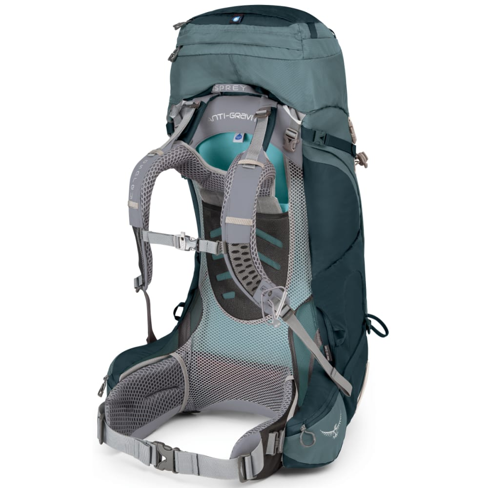 OSPREY Women's Ariel AG 55 Pack  - BOOTHBAY GREY