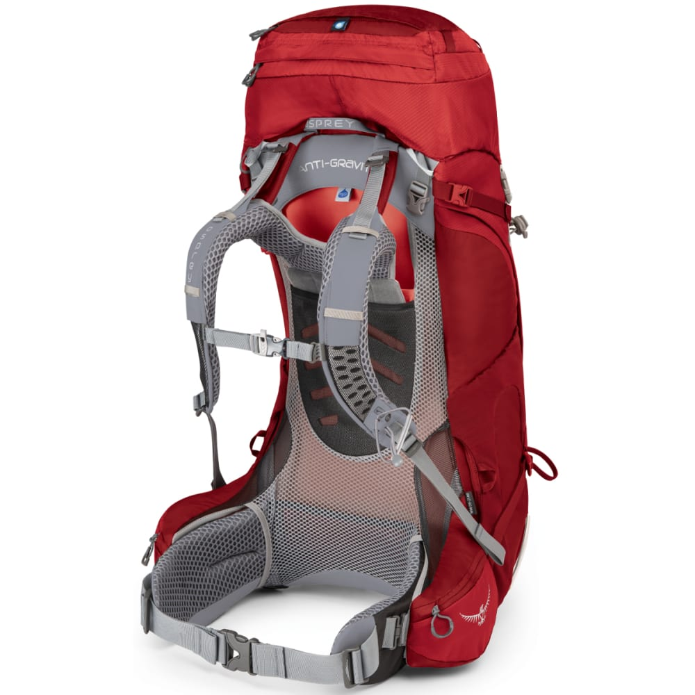 OSPREY Women's Ariel AG 55 Pack - PICANTE RED