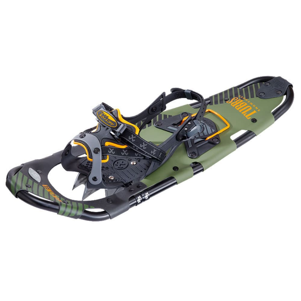 TUBBS Men's Mountaineer 25 Snowshoes - NO COLOR