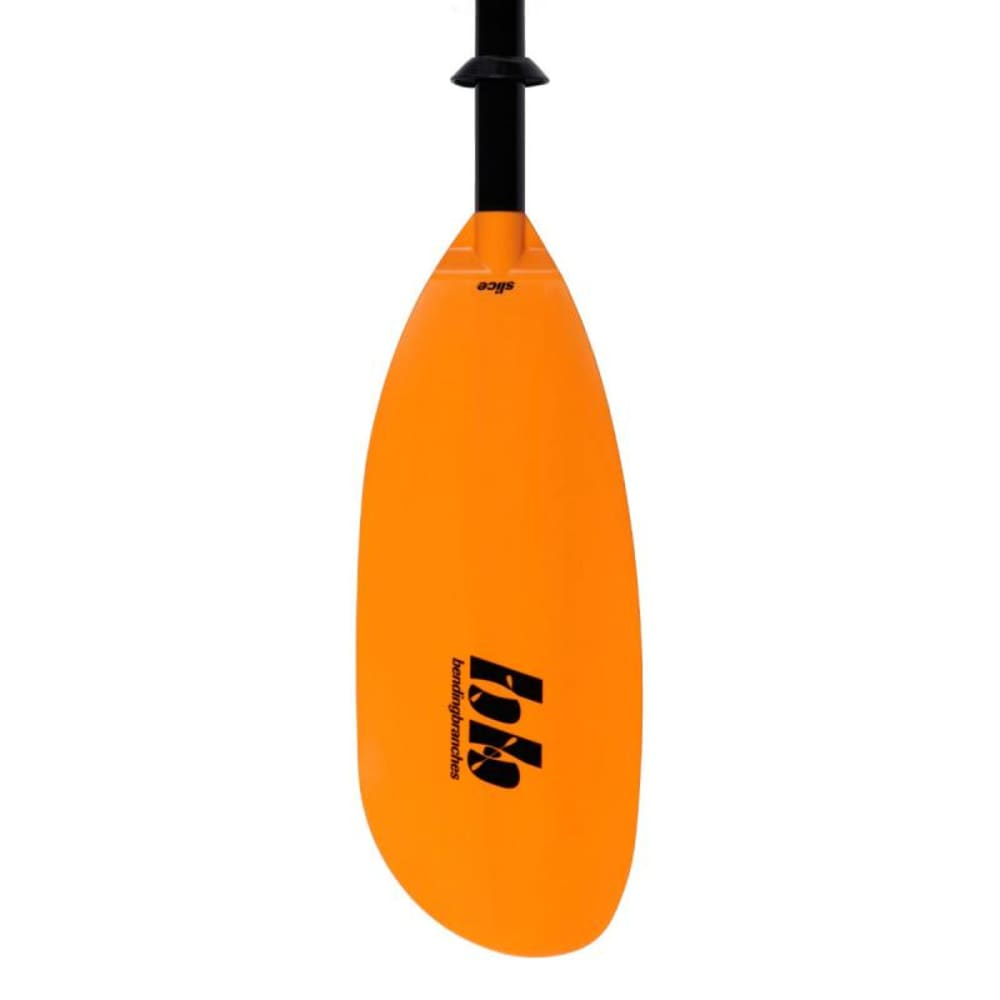 BENDING BRANCHES Slice Solo Canoe Paddle - ORANGE
