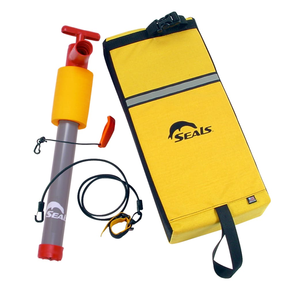 SEALS Safety Kit - YELLOW