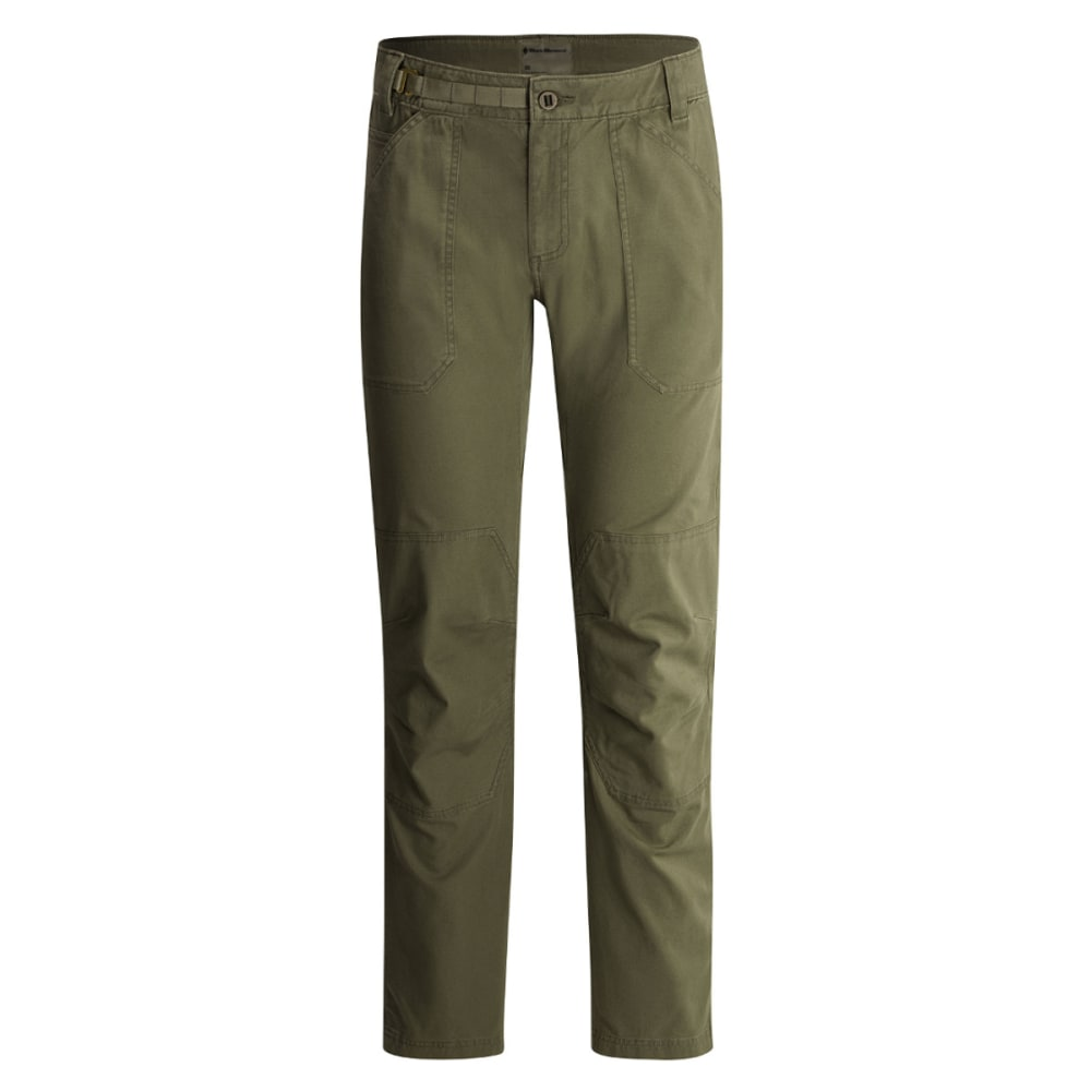 BLACK DIAMOND Men's Dogma Pants - BURNT OLIVE