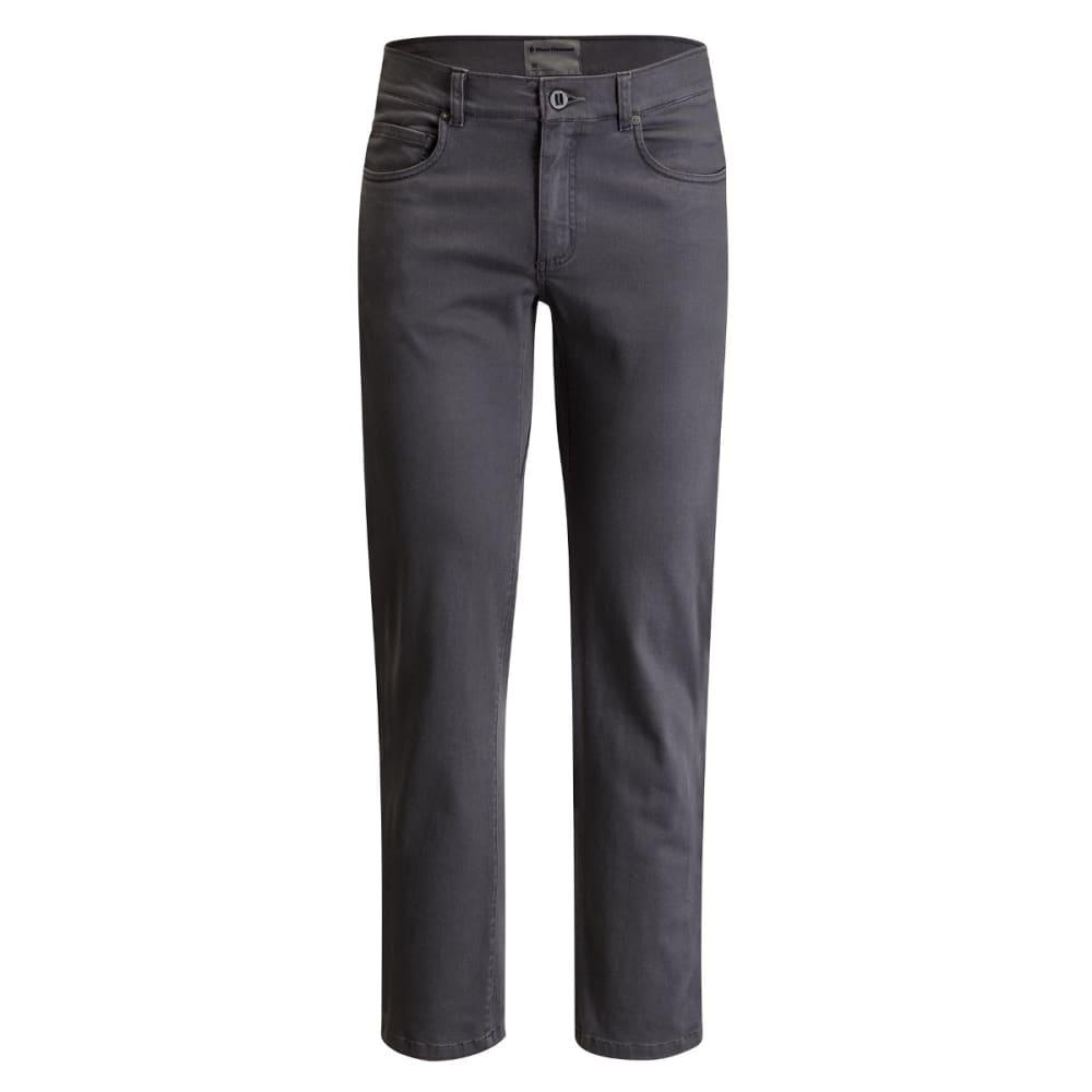 BLACK DIAMOND Men's Stretch Front Pants - SLATE