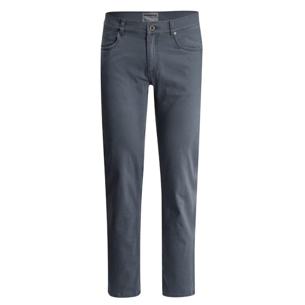 BLACK DIAMOND Men's Stretch Front Pants - ADRIATIC