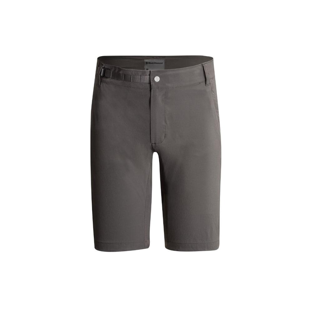 BLACK DIAMOND Men's Valley Shorts - SLATE