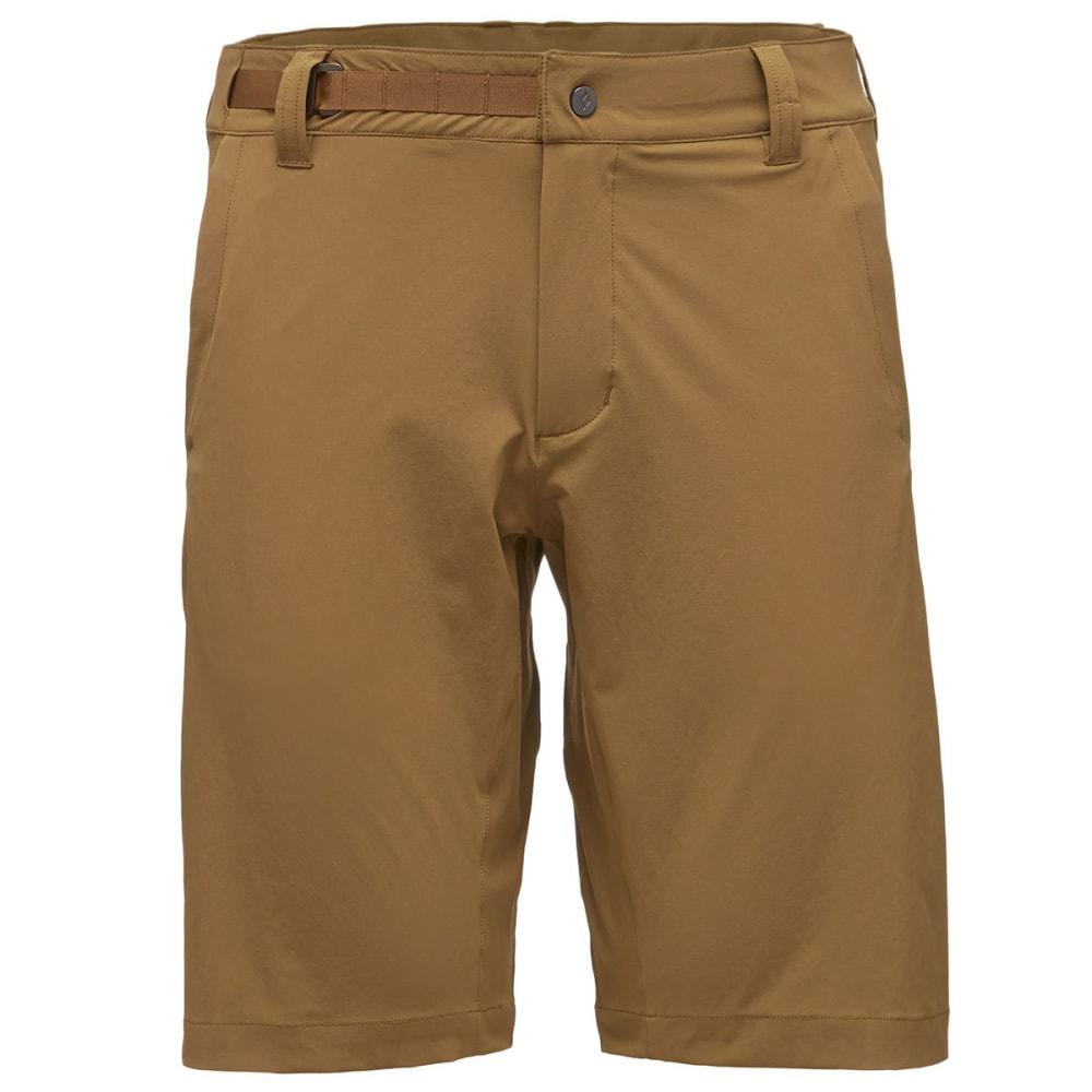 BLACK DIAMOND Men's Valley Shorts - DARK CURRY