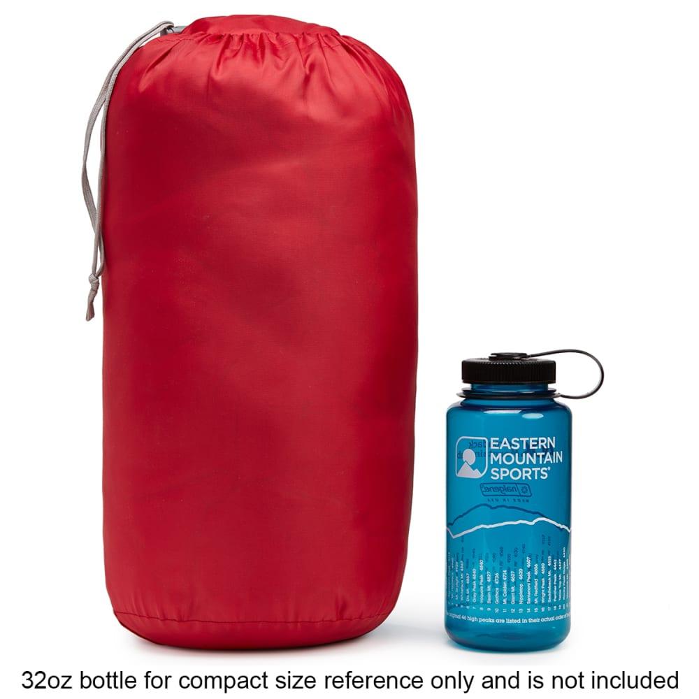 EMS Solstice 20° Sleeping Bag, Regular - CHILI PEPPER/F BRICK