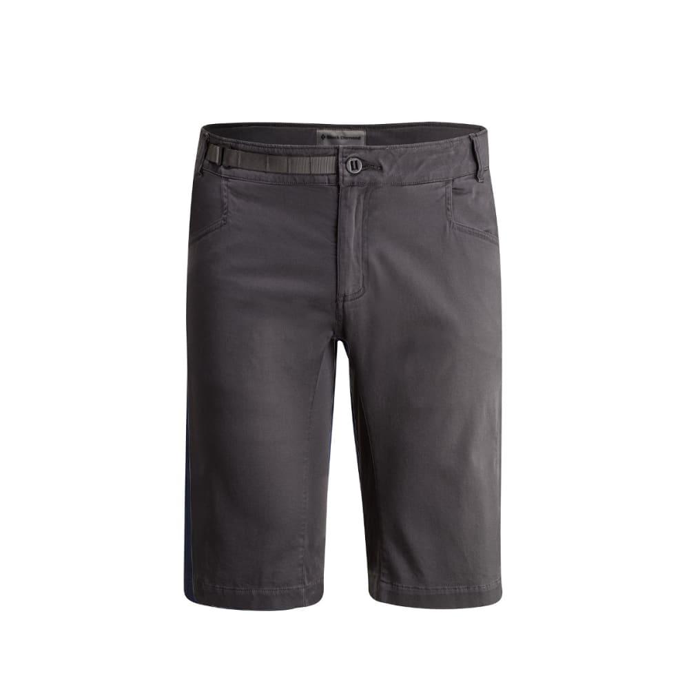 BLACK DIAMOND Men's Credo Shorts - SLATE