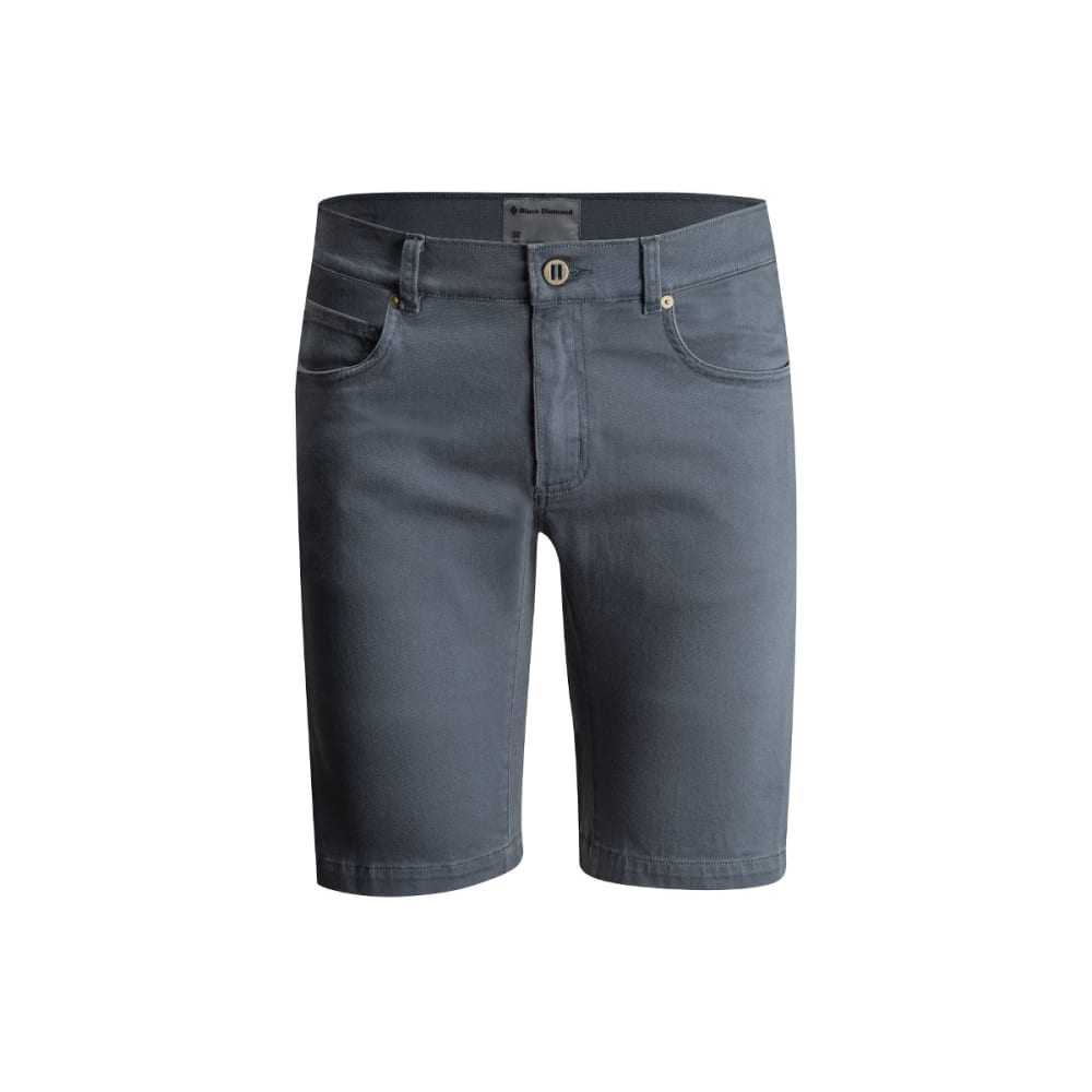 BLACK DIAMOND Men's Stretch Front Shorts - ADRIATIC