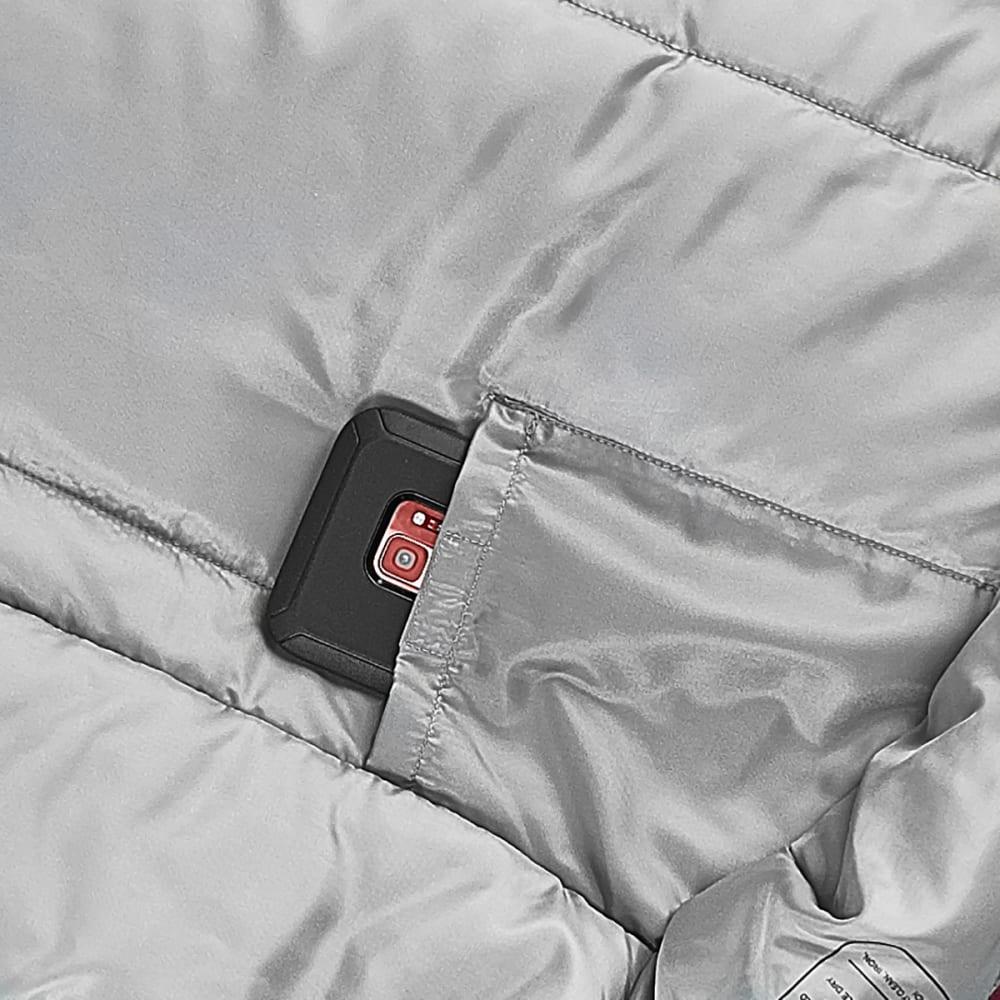 EMS Solstice 20° Sleeping Bag, Long - CHILI PEPPER/F BRICK