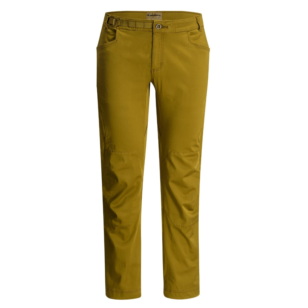 BLACK DIAMOND Men's Credo Pants - CURRY