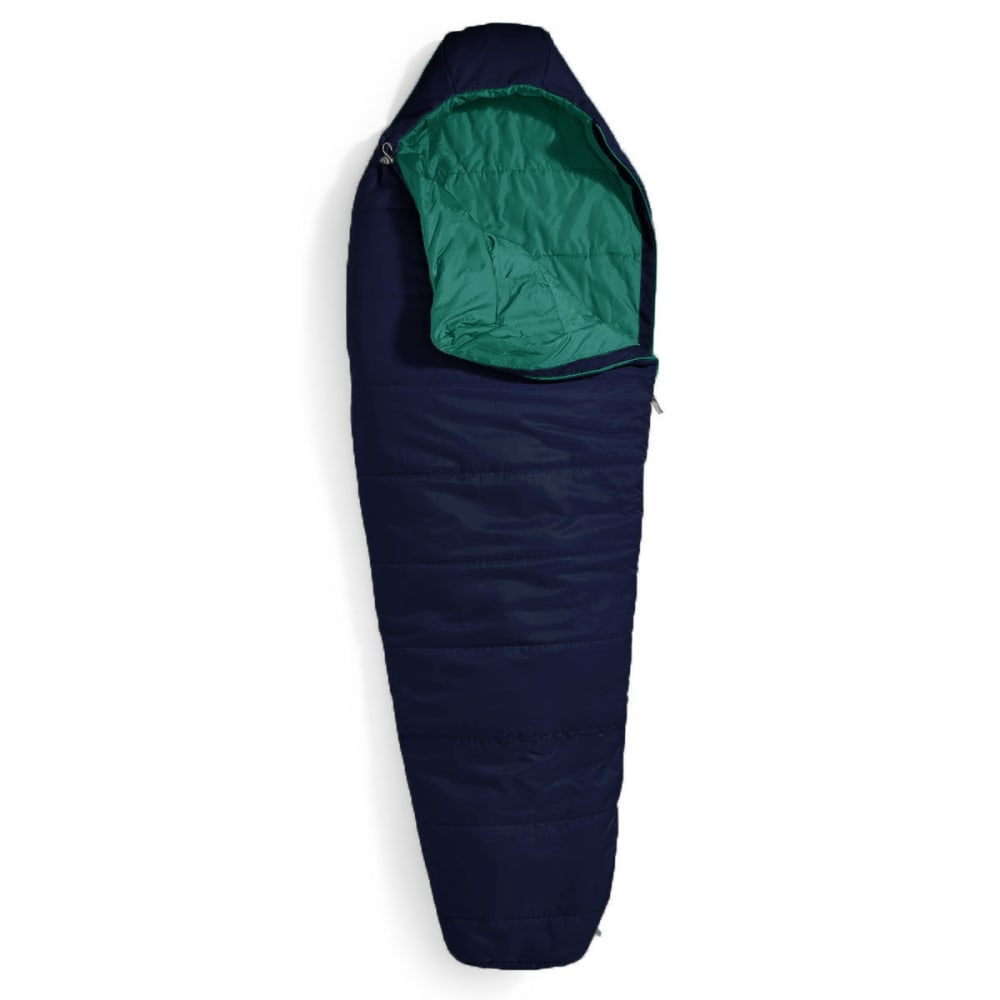 EMS® Women's Solstice 20 Sleeping Bag - PEACOAT/COLUMBIA