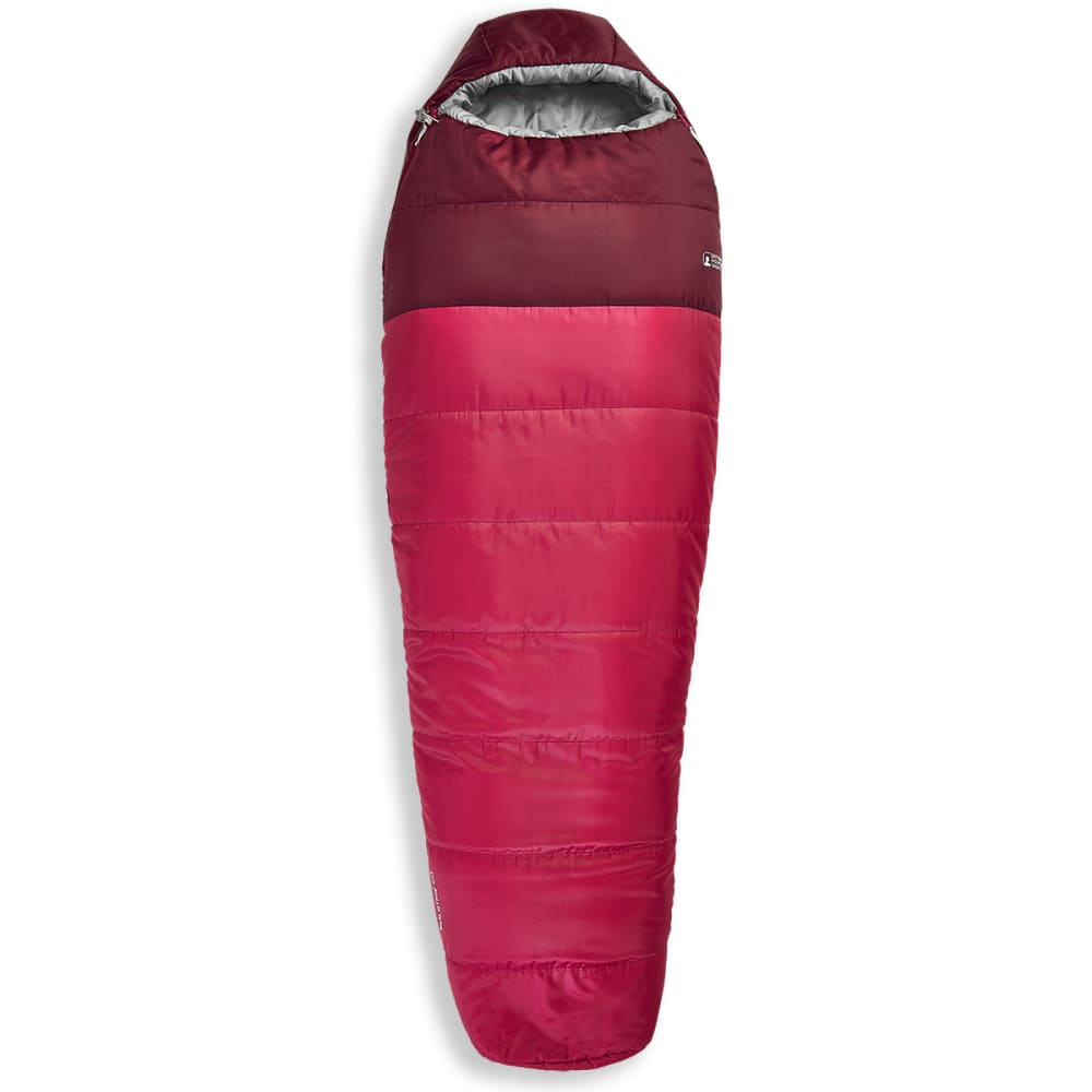 EMS Women's Solstice  20° Sleeping Bag - IMPERIAL PURPLE/PARA