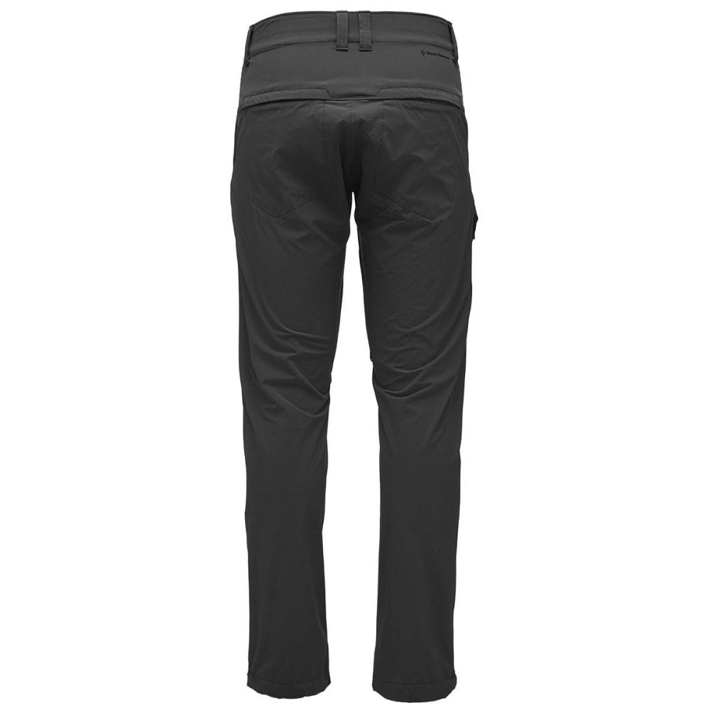 BLACK DIAMOND Men's Alpine Light Softshell Pants - BLACK