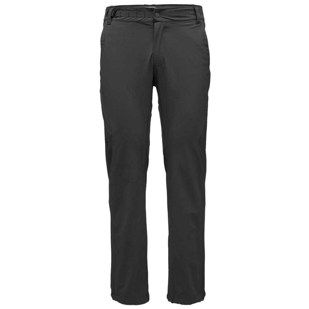 Black Diamond Men S Alpine Light Softshell Pants Eastern
