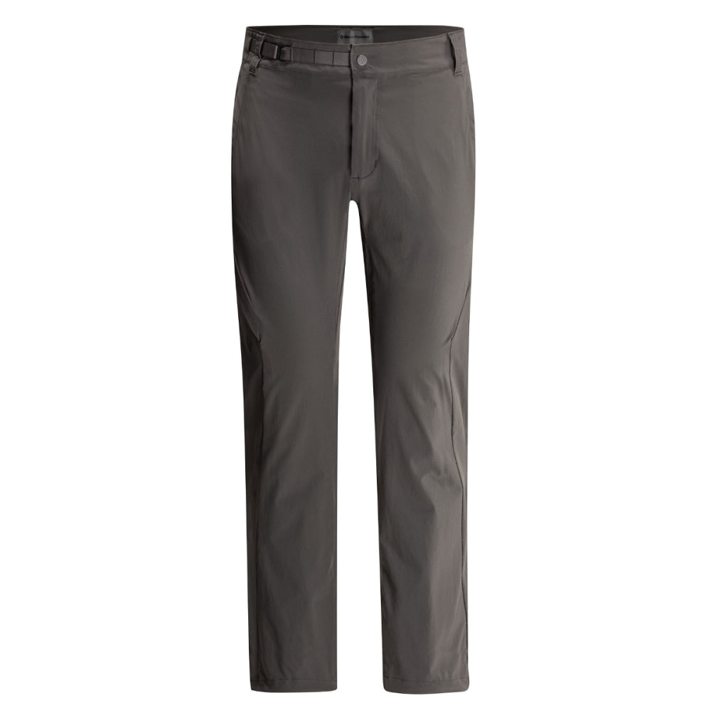 BLACK DIAMOND Men's Alpine Light Softshell Pants - SLATE
