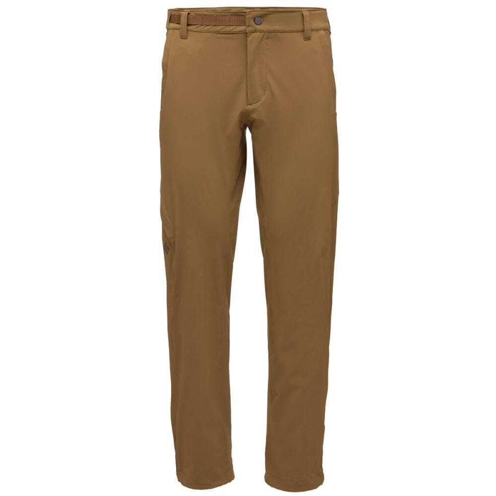BLACK DIAMOND Men's Alpine Light Softshell Pants - DARK CURRY