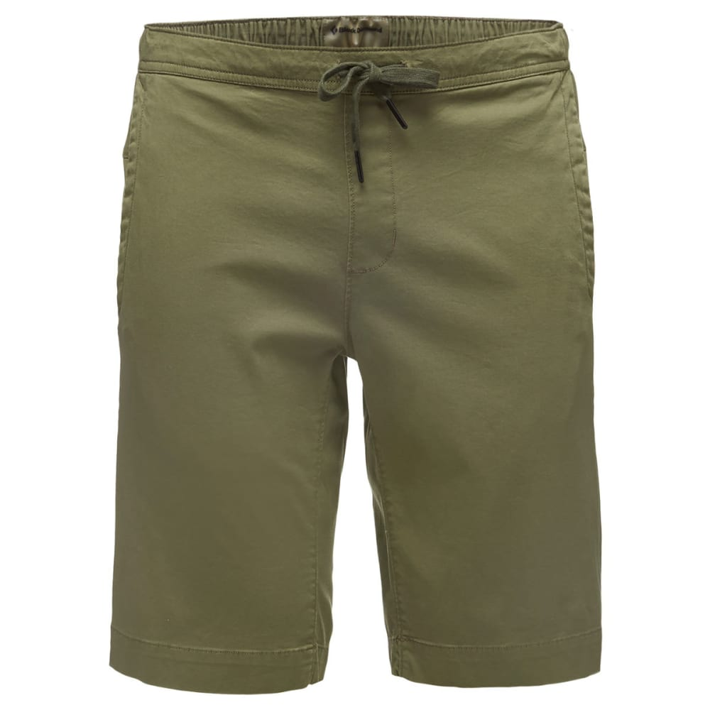 BLACK DIAMOND Men's Notion Shorts - BURNT OLIVE